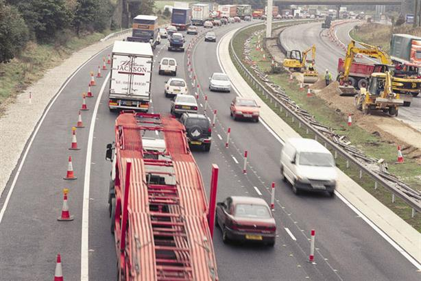 Traffic delays: The Newspaper Society wants to meet DfT to discuss local press advertising for roadworks