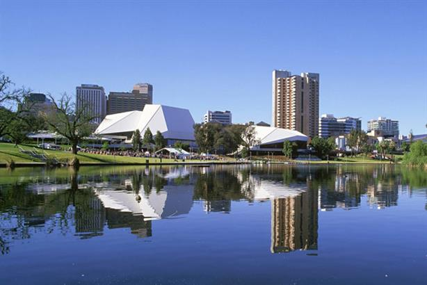 Profile problem: Adelaide lacks the iconic landmarks of other cities