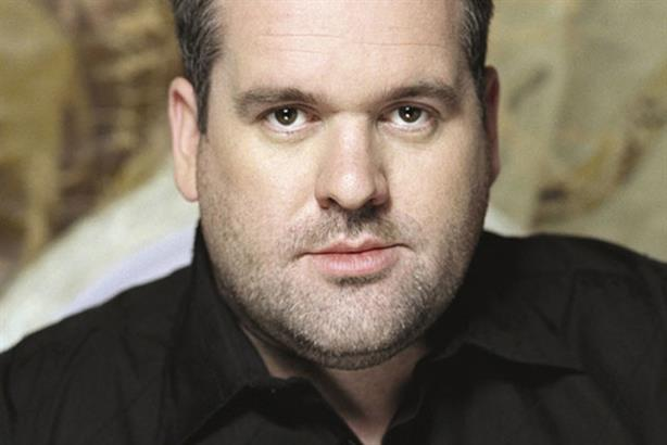 Chris Moyles: the Xbox fan was at PlayStation's Vita launch
