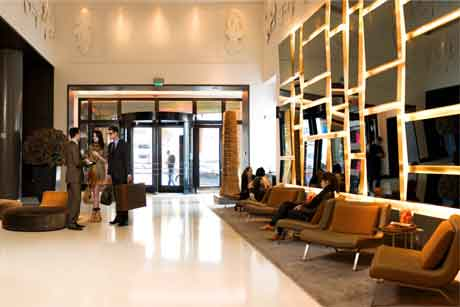 Hyatt hotel: The Andaz Liverpool Street