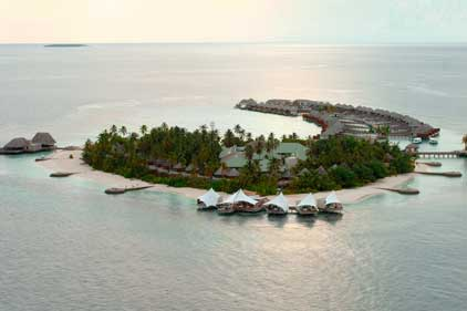 Slam PR brief: Maldives resort