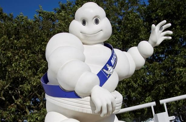 Michelin Man: appointed Tangerine PR