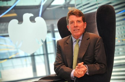 Resigned: Bob Diamond quit his role as CEO of Barclays in July