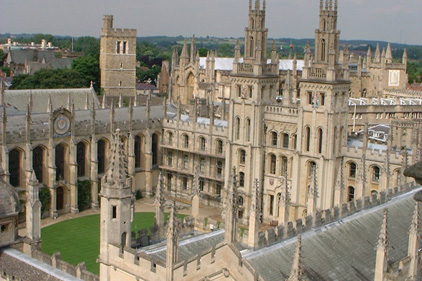 Social exclusion issues: top universities such as Oxford