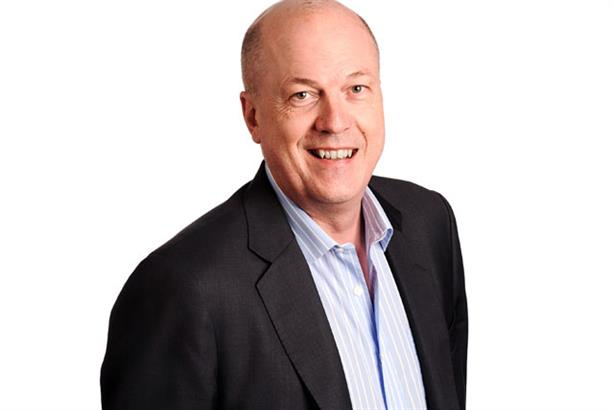 Bob Dearsley, chief executive, ITPR
