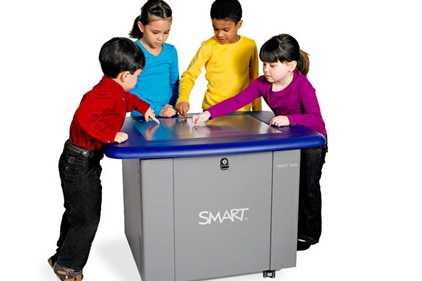 Smart Table: for primary pupils