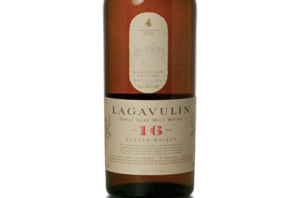 Diageo whisky brand: Lagavulin
