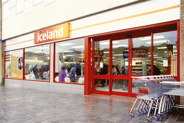 Iceland: wants to be the country's go-to supermarket for party food during the Queen's Diamond Jubilee celebrations