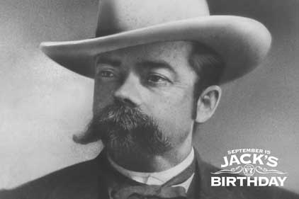 Mr Jack's birthday: Jack Daniels