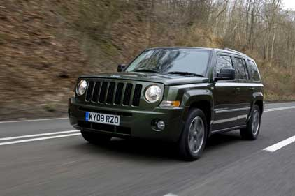 Jeep: will invite up to five agencies to pitch
