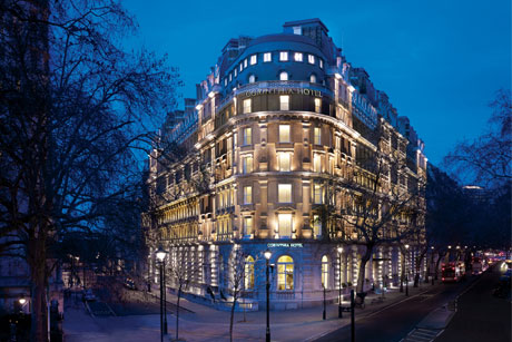 Luxury hotels: Corinthia