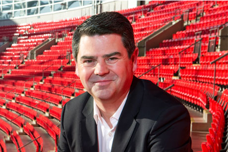 Adrian Bevington: 'Beckham is the respectable face of football in the UK, combining football, charity and commercial work.'