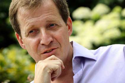 Speaker: Alastair Campbell