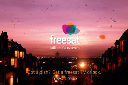 Digital drive: Freesat is a joint BBC/ITV venture