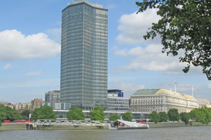 Millbank Tower: Home of Conservative Party HQ