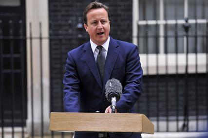 Cameron: new speechwriter