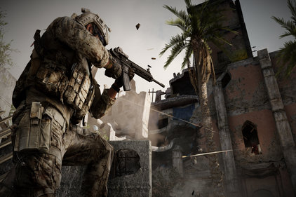 October launch: Medal of Honor Warfighter