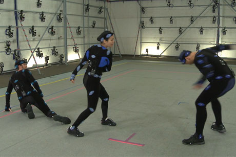 Vicon: Motion capture technology