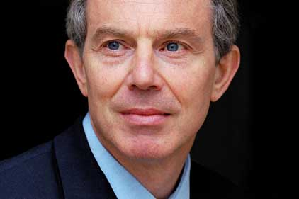 Tony Blair: losing aide Matthew Doyle