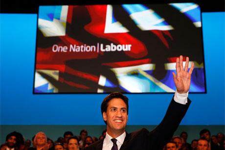 Ed Miliband: pledge to freeze bills (Picture credit: AFP/Getty Images)