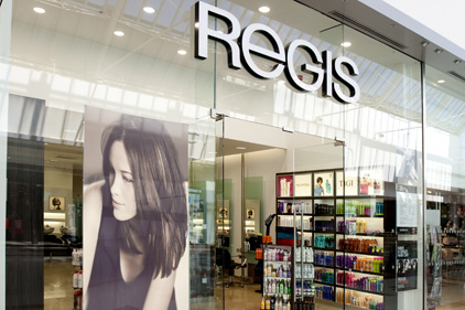 Global hairdressing chain: Regis