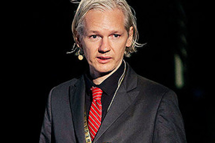 Released: Julian Assange