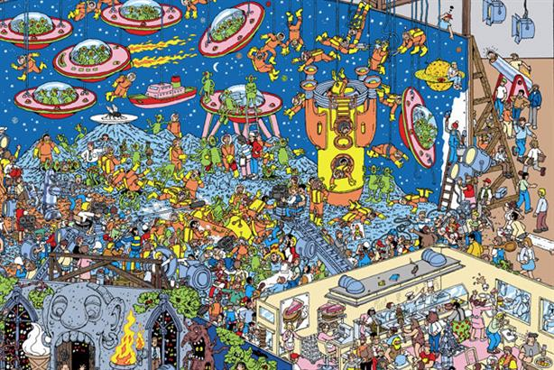 Where's Wally?: celebrates its 25th birthday in September