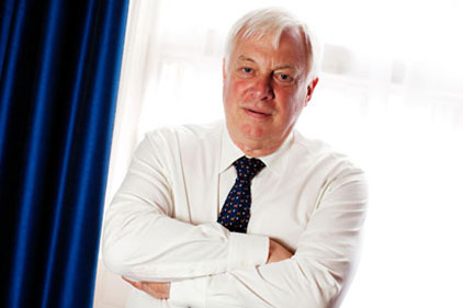 Lord Patten: the BBC will address 'toxic' PR problem