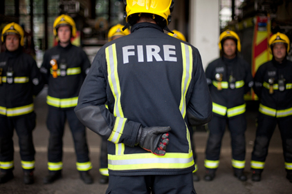 Beko fridge-freezer fire: 35 firefighters tackled the blaze