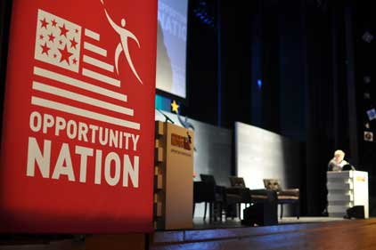 CSR: The Opportunity Nation campaign to improve social mobility in the US