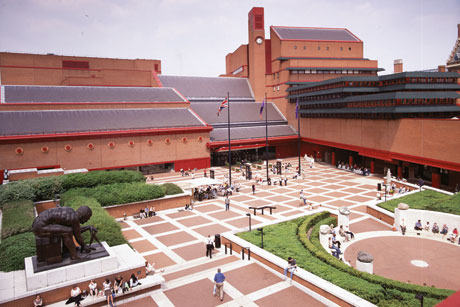 Qatar link-up: British Library
