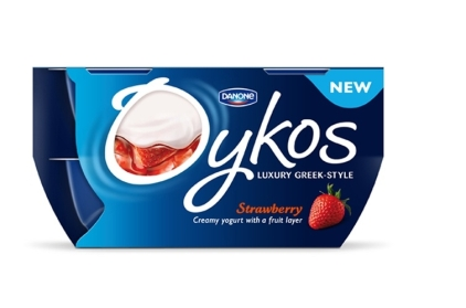 Oykos: New Danone UK brand