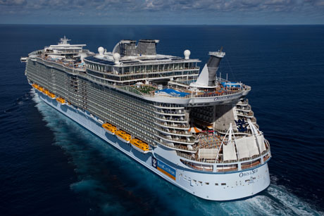 Royal Caribbean International: Looking for consumer agencies