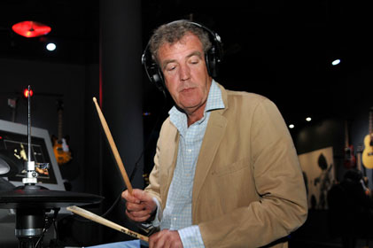 Insulting comments: Top Gear presenter Jeremy Clarkson