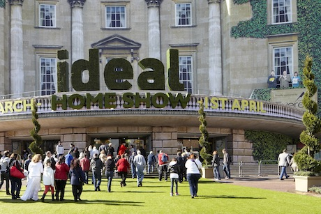 Ideal Home Show: The two-week event is claimed to be Britain's biggest exhibition