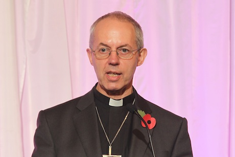 Justin Welby: Archbishop of Canterbury