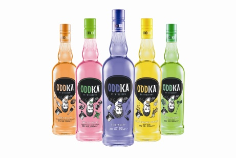 Launch: Flavoured spirit-based drink Oddka