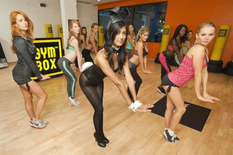 Bunny Bootcamp: launched in Gymbox gyms