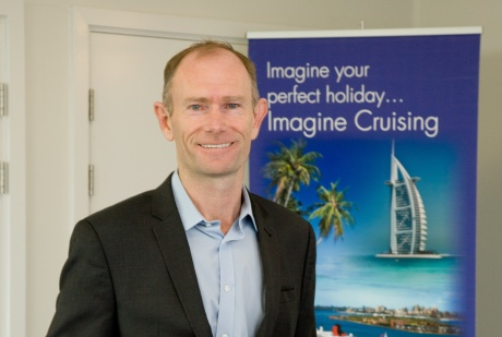 Expansion: Imagine Cruising managing director Robin Deller