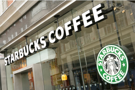 Starbucks: tried to defuse corporation tax crisis