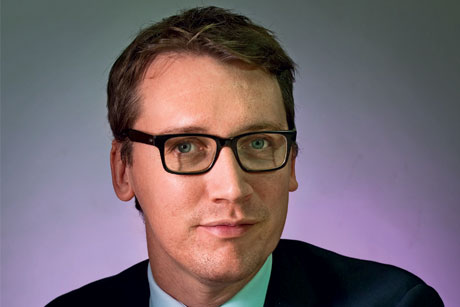 Stephen Lotinga: leaving Bell Pottinger after nearly four years
