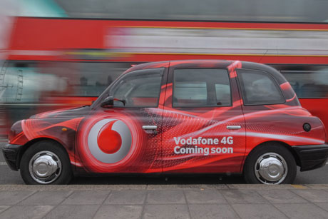 Need for speed: Vodafone is about to launch a 4G network