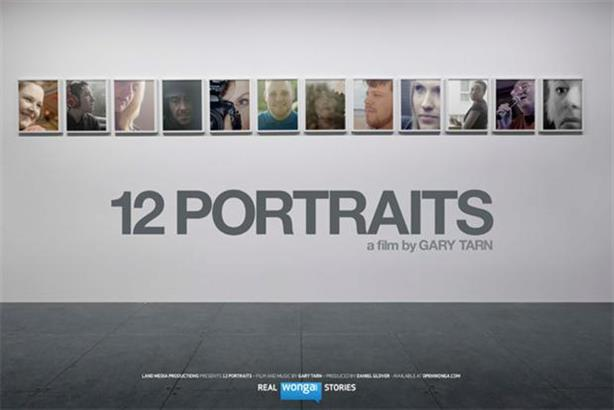 12 Portraits: the documentary is also billed as Real Wonga Stories