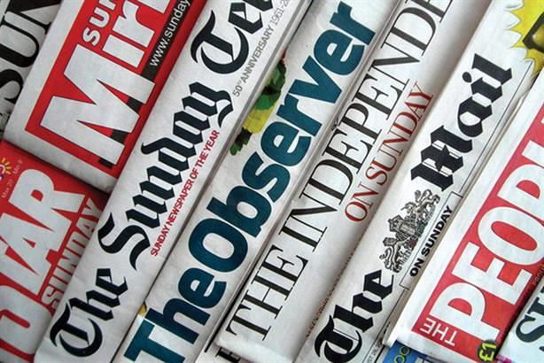 Newspapers: content licensed by the NLA