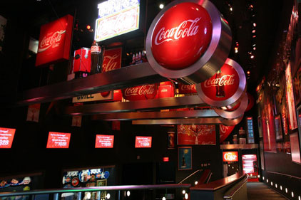 Bottling giant: Coca-Cola Enterprises