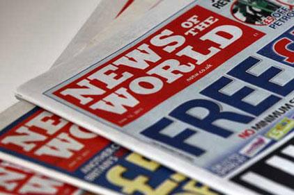 News of the World: Twitter power dismissed