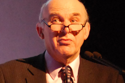 Secret recording: Vince Cable