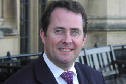 Defence secretary: Liam Fox resigned on Friday