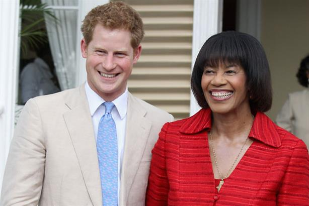 Happy as Harry: Prince Harry visits the Caribbean and South America (Getty Images)