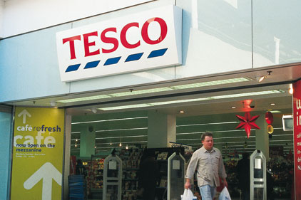 Tesco: new corporate media chief